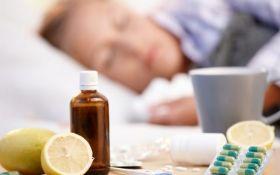 Десятки тысяч украинцев заболели ОРВИ, в одном из регионов превышен эпидпорог