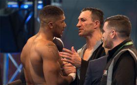 Виталий Кличко: это был гладиаторский бой лучших боксеров мира