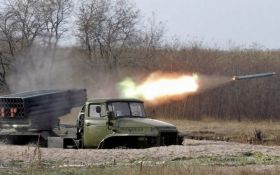 """Боевики из """"Градов"""" продолжают обстрелы на Донбассе: силы АТО понесли серьезные потери"""