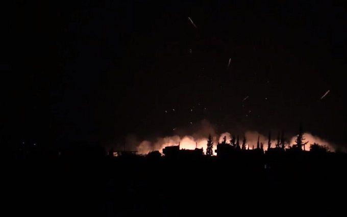 Союзник Путіна продовжує бомбардування Сирії: з'явилися моторошні фото і відео