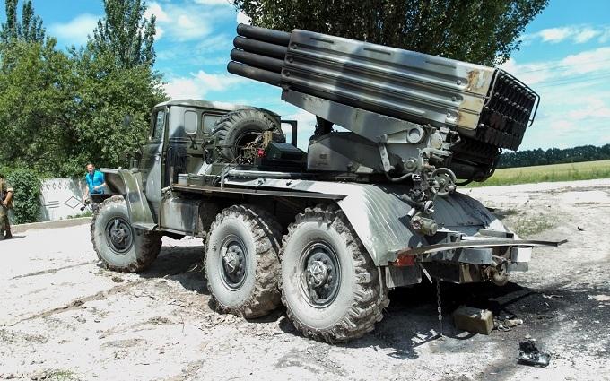 Війська на Донбасі: з'явилися нові дані про техніку росіян і бойовиків