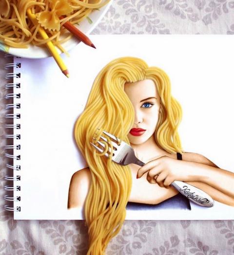 Милі ілюстрації з повсякденними предметами (16 фото) (1)