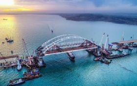 У МінТОТ повідомили про нову халепу із Кримським мостом