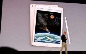 Apple представила новый iPad для школьников и студентов