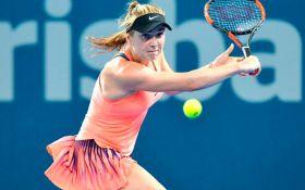 Украинка Свитолина феерически стартовала на Australian Open