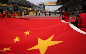 Ф-1 готовит новую сделку с Гран-при Китая