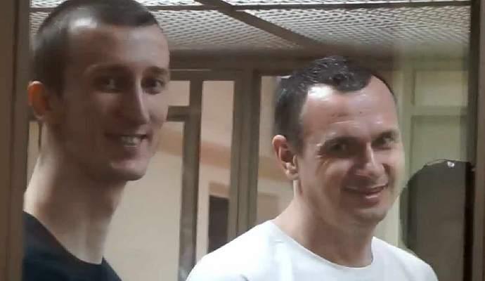 Сенцова и Кольченко могут обменять на ГРУ-шника
