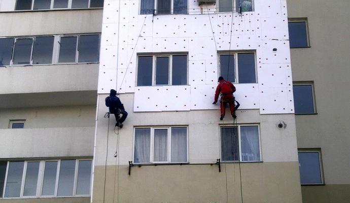 Владельцев многоэтажек приглашают приобщиться к утеплению