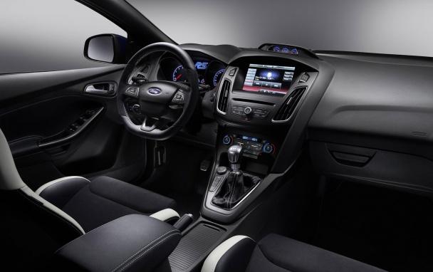 Ford розпочав серійне виробництво нового Focus RS (2)