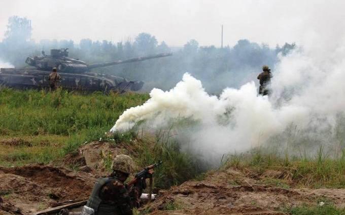 Натиск і вогонь: з'явилися яскраві фото українських військових