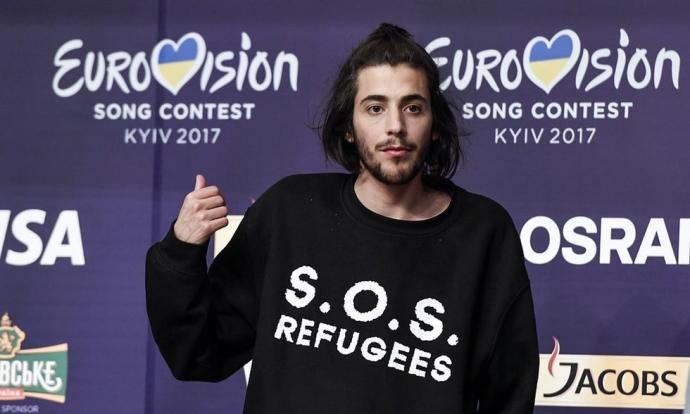 Хто такий переможець Євробачення-2017 Сальвадор Собрал (2)