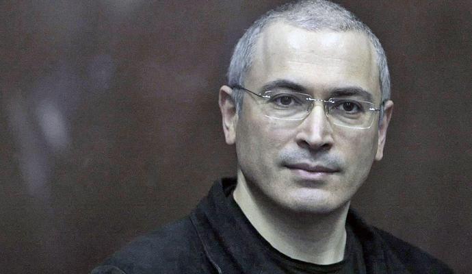 Ходорковский не будет скрываться из-за объявления его в розыск