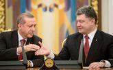 Петр Порошенко и Тайип Эрдоган проводят переговоры в Киеве