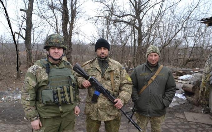 Стали известны подробности ночного боя с россиянами на Донбассе