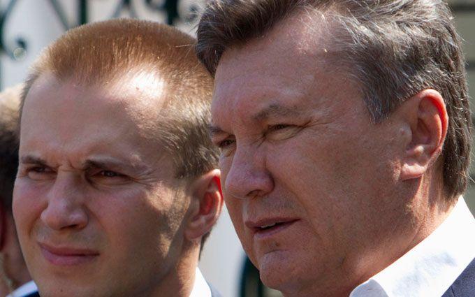 Суд снял арест с15 млн долларов вбанке Януковича-младшего