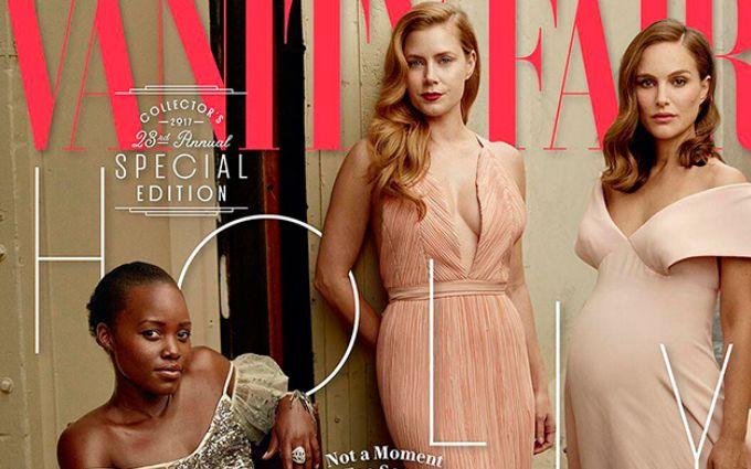 Беременная Натали Портман: фото обнаженного живота наобложке журнала перед «Оскаром» getTrdTls2 ('blogs', 1351278)