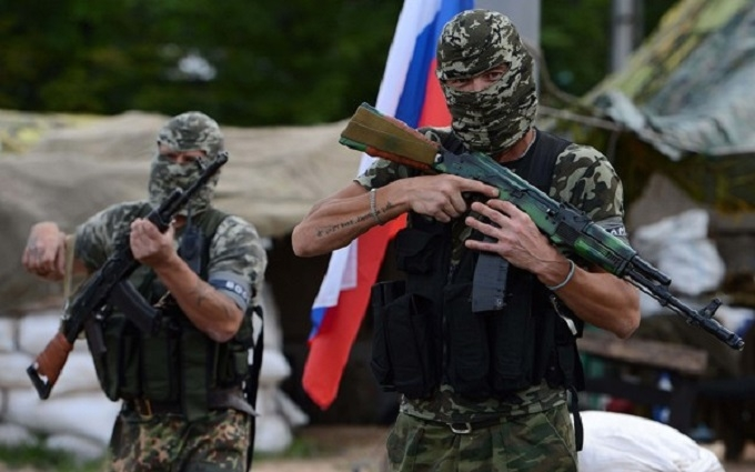 Бойовиків ДНР налякала військова техніка, отримана Україною від США