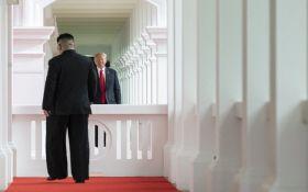 Ким Чен Ын передал Трампу секретное послание