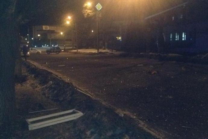 В Сумах произошел мощный взрыв в жилом доме: появились фото, видео и подробности (3)