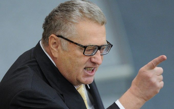 Жириновский угрожает пойти на Киев и уже называет даты: появилось видео