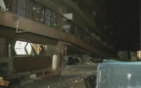 В Японии произошло новое мощное землетрясение: опубликовано видео
