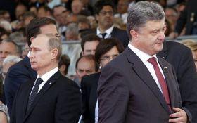 У Порошенка недавно були дві розмови з Путіним: стали відомі деталі