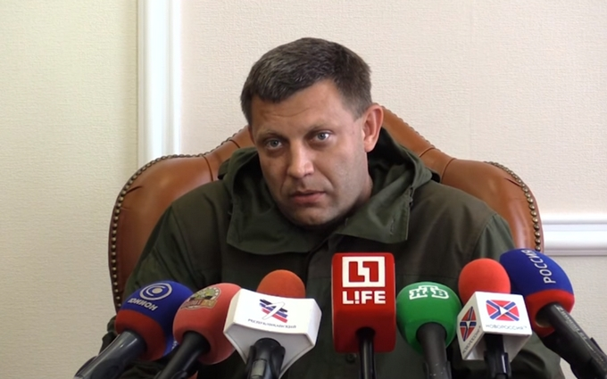Ватажок бойовиків вибухнув маренням про Савченко та українську армію: опубліковані відео