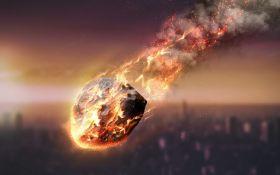 На Венесуелу впав палаючий метеорит: опубліковано видовищне відео