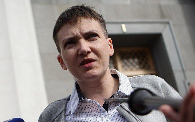 Савченко заподозрили в том, что она не сидела в тюрьме: названы аргументы