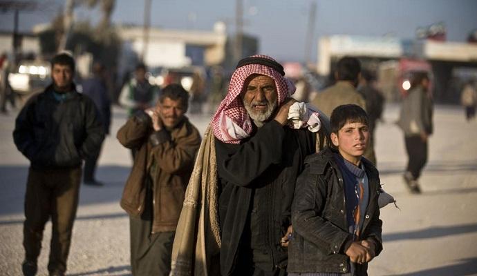 50 тысяч перемещенных из Алеппо находятся в очень тяжелых условиях - Красный Крест