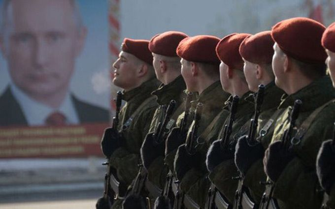 Путин утвердил 27марта Днем Росгвардии