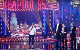 """""""Квартал 95"""" решил объединить Порошенко и Савченко в одном номере: появилось видео"""