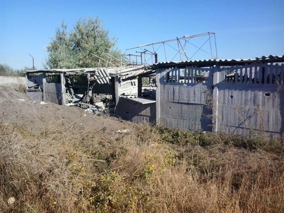 Бойовики ДНР накрили мінами цвинтар в Авдіївці: з'явилися фото (1)