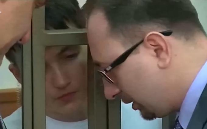 Приговор Савченко: судья объявил неожиданный перерыв