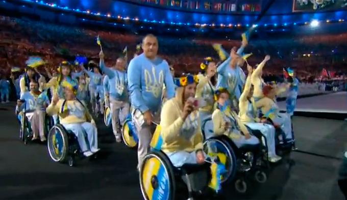 Церемония открытия Паралимпиады-2016: фото и видео из Рио (45)