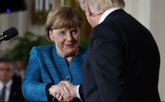 Саміт НАТО: стало відомо, що обговорювали Трамп та Меркель