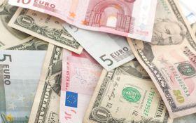 Курси валют в Україні на середу, 12 квітня