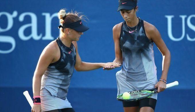 Украинка Костюк – чемпионка юниорского US Open в паре