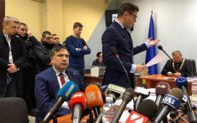 Міхеїл Саакашвілі програв суд за позовом до МВС України