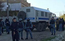 Обыски в Крыму сопровождались стрельбой и избиением - соцсети
