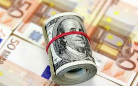 Курсы валют в Украине на среду, 24 мая