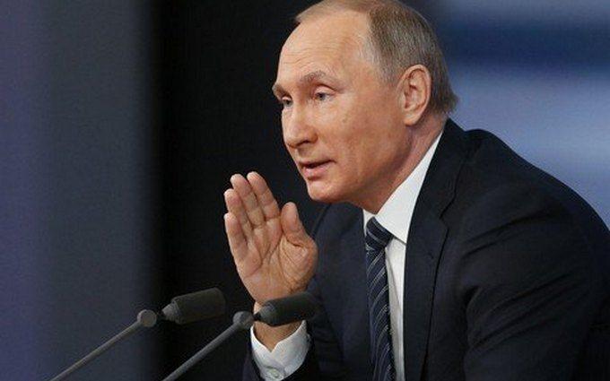 У Росії розповіли про божевільню в оточенні Путіна