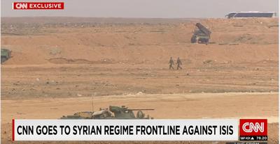 Журналисты случайно засняли российские войска во время наземной операции в Сирии (3)