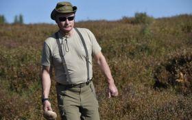 Индиана Джонс в ковбойской шляпе: появились новые фото Путина с отдыха