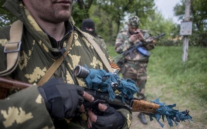 Загострення на Донбасі: бойовики намагалися прорвати позиції ЗСУ поблизу Мар'їнки