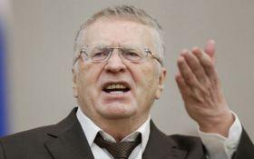 Божевільні люди: Жириновський відповів на звинувачення Генпрокуратури України