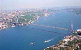 Туреччина тимчасово закрила Босфор для проходу судів