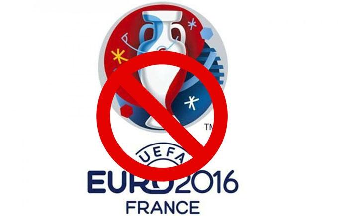 Жорстока Європа: Франція не пустила на Євро-2016 відданого вболівальника збірної України