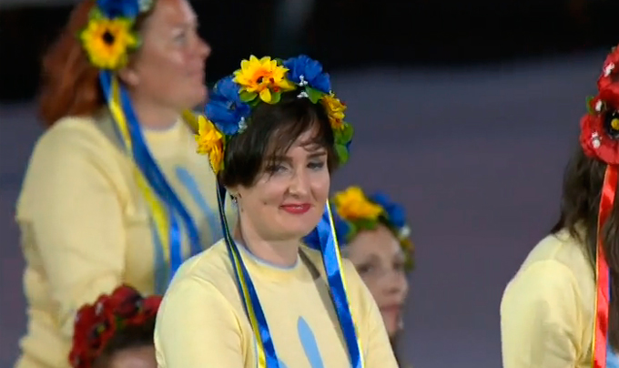 Церемония открытия Паралимпиады-2016: фото и видео из Рио (46)