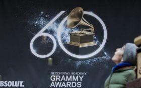 """""""Греммі-2018"""": названі переможці престижної премії"""